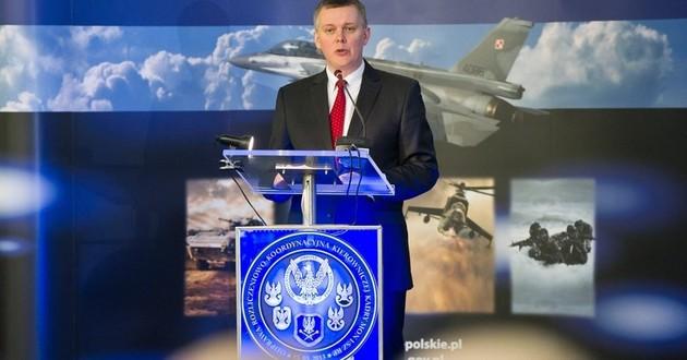 Tomasz Siemoniak, minister MON