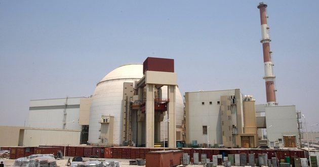 Elektrownia atomowa w Buszer
