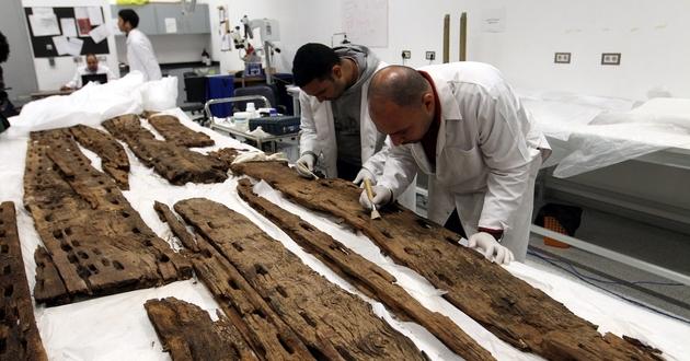 W Gizie trwają prace nad uruchomieniem nowego, wartego 350 mln dolarów</br> muzeum, które ma być gotowe w przyszłym roku