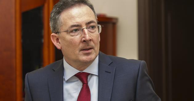 Na zdj. szef MSW Bartłomiej Sienkiewicz