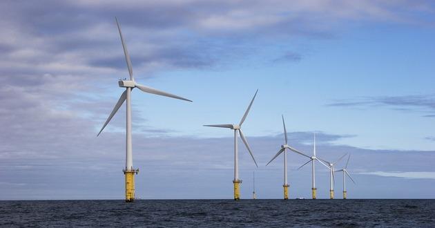 Morska farma wiatrowa RWE North Hoyle (UK)