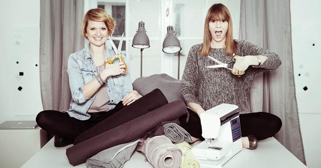 Justyna Nagłowska i Anna Olejniczakowska stworzyły swoją firmę,</br> bo marzyły o wygodnych ubraniach dla dzieci