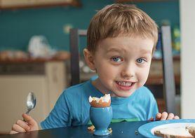 Jajka zmniejszają ryzyko kłopotów ze wzrostem u dzieci