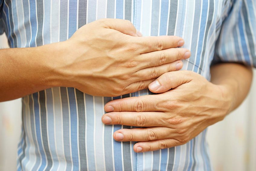 Objaw choroby trzustki