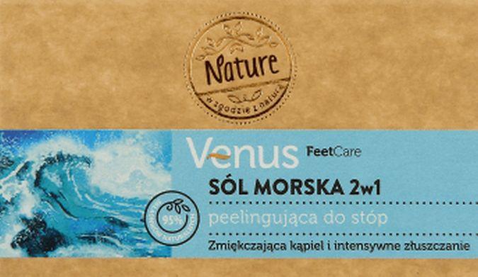 Sól morska peelingująca Venus Feet Care