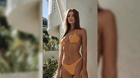 Sekret figury Emily Ratajkowski. Modelka mówi o diecie i ćwiczeniach (WIDEO)