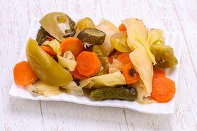 Jedzenie marynowanych warzyw zwiększa ryzyko raka żołądka