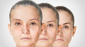 Starzenie się skóry - błędy, które przyspieszają ten proces, jak opóźnić proces starzenia się skóry, antyoksydanty