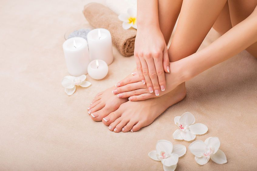 Sposoby na nieprzyjemny zapach stóp