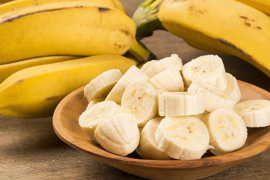 Banany są źródłem fruktozy