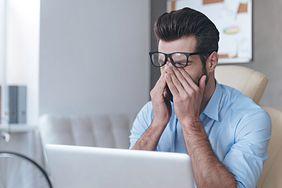 Jakim chorobom mogą towarzyszyć problemy z oczami?