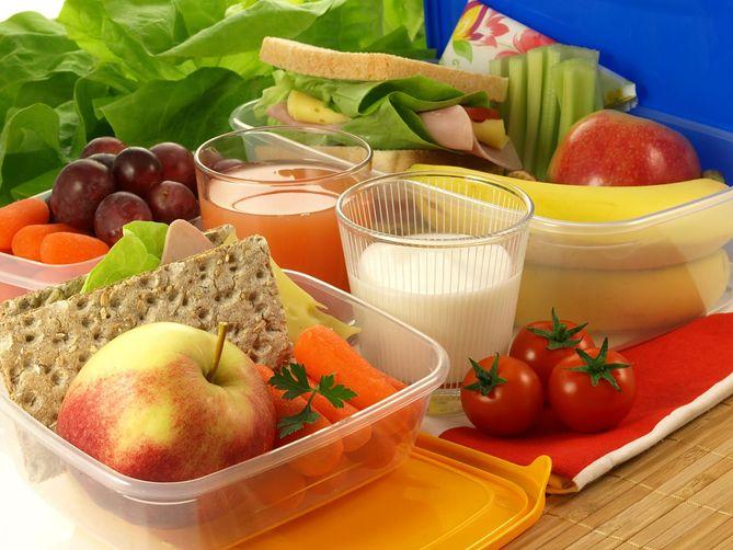 Dieta dla dzieci w wieku szkolnym