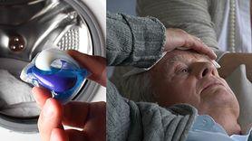 Kapsułki do prania są niebezpieczne dla dzieci i seniorów z demencją (WIDEO)