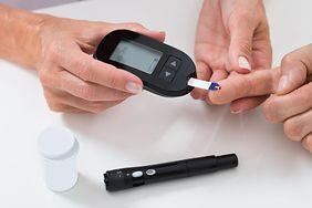Cztery objawy wysokiego cukru we krwi