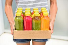 Zdrowotne soki pod lupą – wybierz ten najlepszy