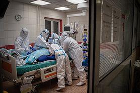 Dr Tomasz Karauda o koronawirusie: Czasem pacjenci umierają, bo dochodzi u nich do nadkażenia szpitalną bakterią (WIDEO)