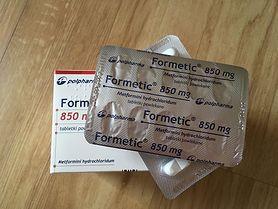 Formetic – lek na cukrzycę niedostępny w aptekach. Europejska Agencja leków bada obecność rakotwórczego związku NDMA w tabletkach