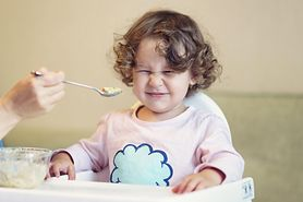 Gdy podczas infekcji dziecko nie chce jeść… Czyli o tym, dlaczego warto zadbać o prawidłowe odżywianie podczas choroby