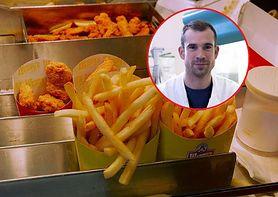 Lekarz przez miesiąc jadł tylko fast foody. Jakie były tego skutki?