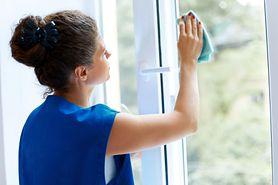 Czyste okna bez smug i zacieków. Trik naszych babć