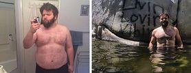Zrezygnował z cukru. Zmienił się nie do poznania