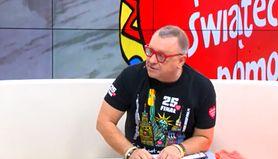 Jurek Owsiak w telewizji Wirtualnej Polski (WIDEO)