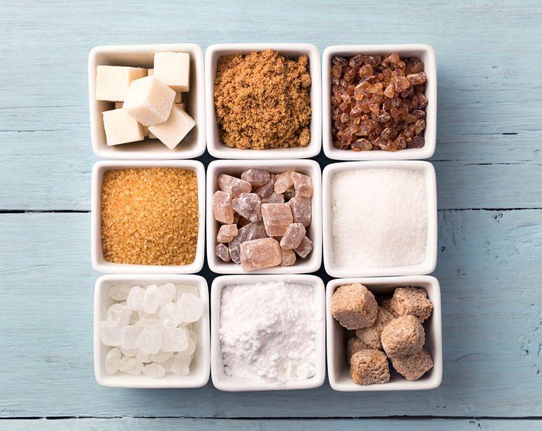 W zdrowej diecie nie może być zbyt wiele cukru