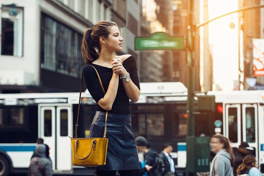 26-latka Australijka w Nowym Jorku