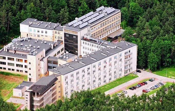 Szpital im. św. Rafała w Czerwonej Górze - 755.08 pkt.
