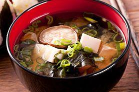 Zupa miso - przepis na zupę zapewniającą długie i zdrowe życie