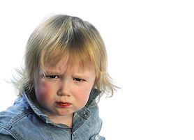 Cztery proste sposoby na uspokojenie złoszczącego się dziecka