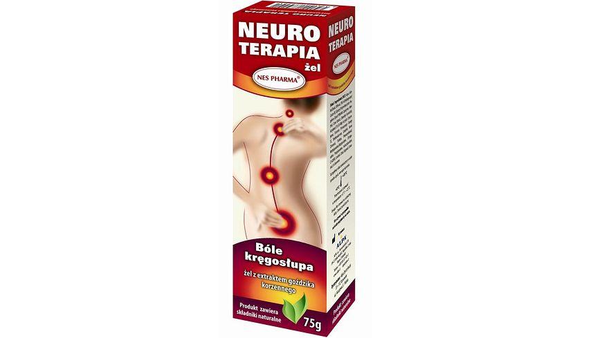 Neuro TERAPIA – na ból kręgosłupa i stawów