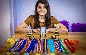 11-latka uzyskała najwyższy możliwy wynik w testach na inteligencję
