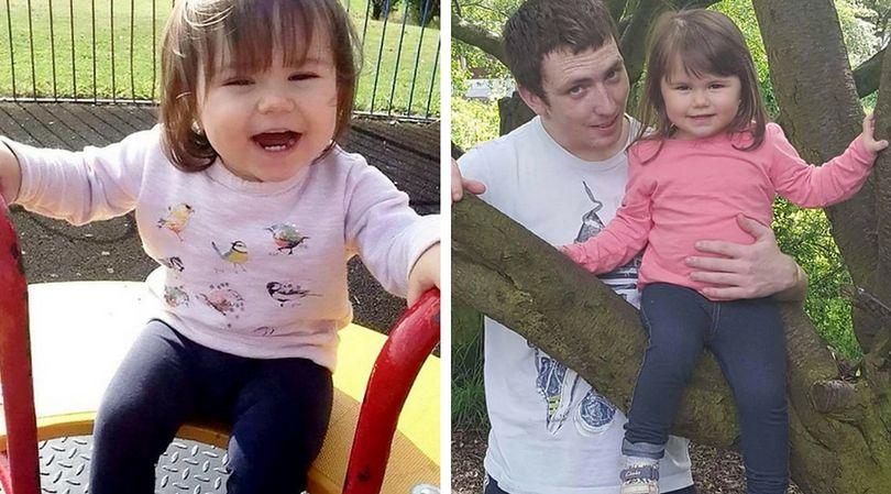 22-letniego Paul Hogan i 2-letnia Macey