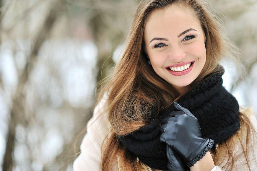 Dbanie o skórę zimą
