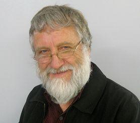 Profesor John Tagg w Polsce