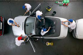 Jak usunąć brzydkie zapachy z auta?