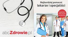 Najbardziej pomocni lekarze i specjaliści w listopadzie 2014