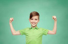 Jak wzmocnić odporność dziecka? - infografika