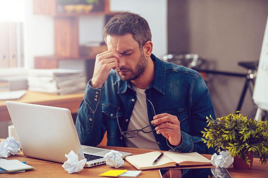 Zmęczenie może być powodem zalegających toksyn
