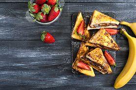 Tosty francuskie - kalorie i wartości odżywcze, przepisy, sposób podania