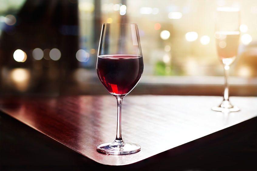 PCOS - czerwone wino