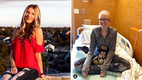 Lekarze powiedzieli, że jest za młoda na raka. Nie odpuściła
