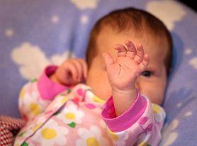 Kiedy noworodek widzi?