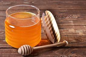 Miód i cynamon - kompozycja pełna zdrowia
