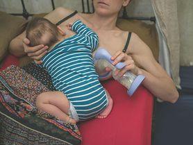 Dopajanie niemowląt