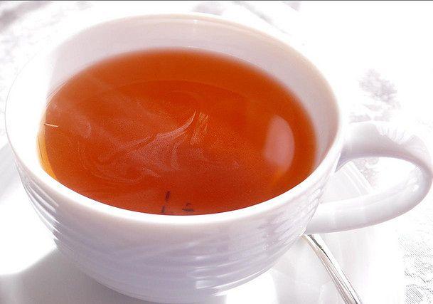 Ciepła herbata