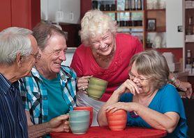 Zmiana poczucia humoru wczesną oznaką demencji