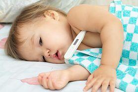 O czym pamiętać podczas choroby maluszka?