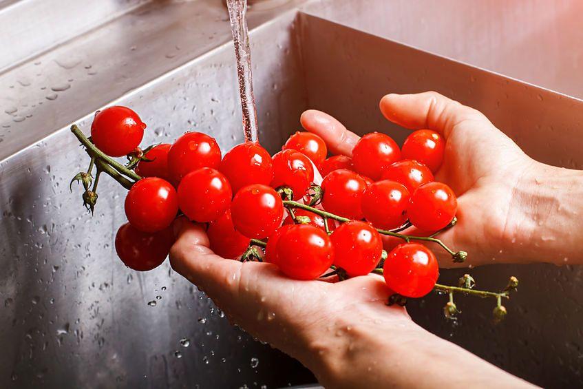 Woda pomidorowa